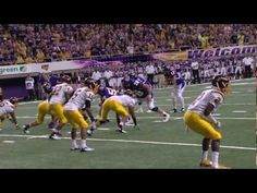 """Panther fans, check out what it's like to play in the DOME! """"In This KingDOME, Purple Reigns"""""""