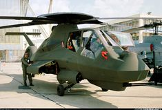 Boeing-Sikorsky RAH-66 Comanche aircraft picture