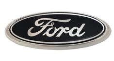 Ford Logo Badge (Black) x Focus Logo, Ford Emblem, Ford Focus, Car Accessories, Badge, Peace, Logos, Cats, Ebay