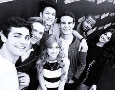 Squad goals. ♥ Shadowhunters