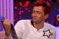 David Tennant in Miranda does Christmas