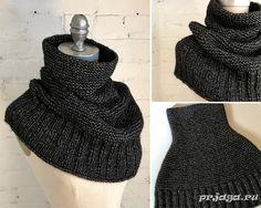 Fingerless Mittens, Knitted Gloves, Knitted Shawls, Crochet Scarves, Knit Crochet, Crochet Hats, Loom Knitting Projects, Knitting Blogs, Knitting Patterns Free