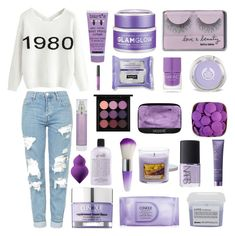 """""""we could sail away tonight"""" by cupcakegrl12 ❤ liked on Polyvore featuring Topshop, Clinique, GlamGlow, Davines, Nails Inc., NARS Cosmetics, Burt's Bees, Rodial, Forever 21 and Sephora Collection"""