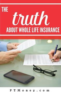 Are you considering buying life insurance in the near future? Before you do, take some time to learn the truth about whole life insurance.