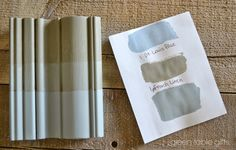 Louis Blue - January Chalk Paint® Color of the Month Annie Sloan Chalk Paint Colour Chart, Annie Sloan Chalk Paint Kitchen, Paint Color Chart, Annie Sloan Paints, Color Charts, Paint Color Swatches, Green Table, Paint Effects, Distressed Painting