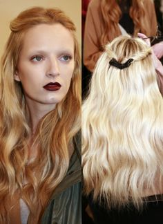What used to be a lazy-day hairstyle is upping its game. These seven ponytails are cool and sophisti