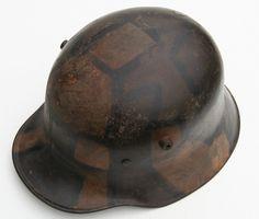 Si.66 M18 German Camo Helmet