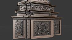 [UDK] Gears of War Inspired Environment - Modular - Polycount Forum