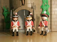 Playmobil Royal Marines. I want!!
