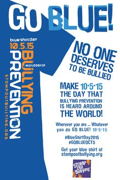 national bullying prevention day 2020