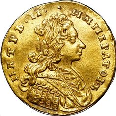 Peter gold ducat Heritage
