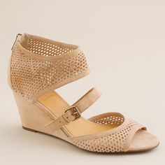 Jemaa wedges - J Crew
