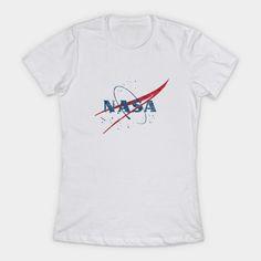 Nasa Vintage Emblem - Air Edition by lidra