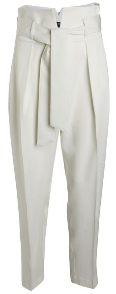 Trousers, White, Trousers, Women | Lindex