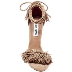 Steve Madden Women's Sassey Sandals ($130) ❤ liked on Polyvore featuring shoes, sandals, heels, sapatos, platform sandals, high heel platform sandals, heeled sandals, strap sandals and strappy platform sandals