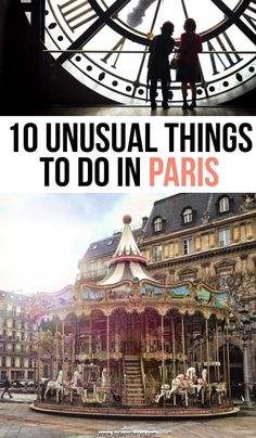 10 Unusual Things To Do In Paris That Are Not The Eiffel Tower Looking for unusual things to do in Paris? I love Paris and here are 10 of my favorite unusual things to do in Paris you should not miss while visiting! Paris France Travel, Paris Travel Guide, Europe Travel Tips, Travel Guides, Places To Travel, Travel Goals, Paris Tips, Traveling Tips, Travel Info
