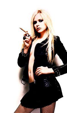 Avril Lavine beauty!