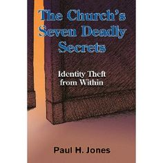 There is a strange silence in churches about biblical and theological scholarship. A huge knowledge gap exists between the pulpit and the pew. Consequently, many Christians cannot reconcile their belief system with modernity. Paul Jones explores seven secrets that jeopardize the nature and purpose of the church. These secrets, he asserts, must be exposed to restore the church to vigor and vitality.