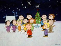 Peanuts Christmas :)