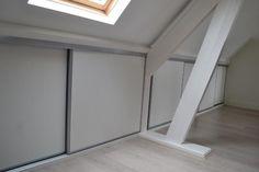 bouwtekening kast onder schuin dak - Google zoeken