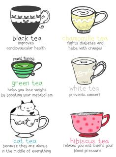 CAT TEA.