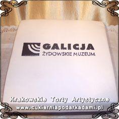 021. Tort dla muzeum Galicja. Cake for the museum Galicja.