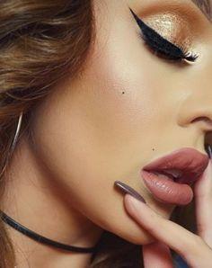 @makeupbyrosec #Lancome #Eyeliner #GrandioseLiner #Mattenoir