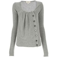 Grey Cardigan... Very cute