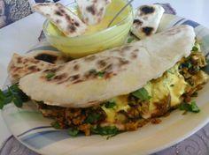 Laktató indiai utcai reggeli! Gazdag ízvilágával színesíthetjük a hétvégi reggelinket, de akár hétköznapra is, kiváló választás és garantáltan, tuti jól indul a reggel... Tacos, Food And Drink, Mexican, Meals, Cooking, Ethnic Recipes, Recipes, Kitchen, Meal