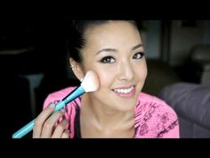 How to Apply Blush & Highlighter