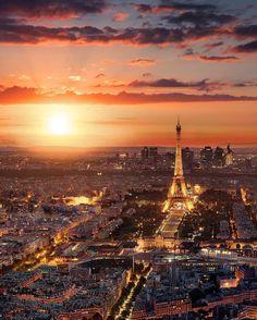 Paris, love this beautiful magical city of light ~~~