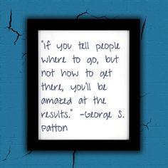 George S. Patton quote