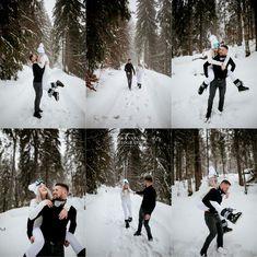 Winter couple love photoshoot / Elopement ♥ Georgiana & Vlad Photoshoot, Photo And Video, Couples, Winter, Outdoor, Beauty, Instagram, Winter Time, Outdoors