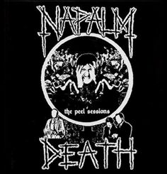 Napalm Death - The Peel Sessions LP 2010
