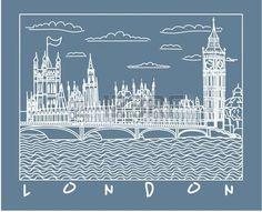 London Sketch, Happy New Year, Taj Mahal, Weather, Travel, Art, Drawings, Art Background, Viajes