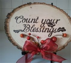 Cricut Project Center - Thanksgiving Decor