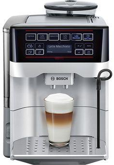 Bosch TES60321RW VeroAroma 300  Bosch TES60321RW VeroAroma 300: Efficiënte koffiemachine boordevol mogelijkheden Met een Bosch TES60321RW VeroAroma 300 is een comfortabele koffiemachine voor in huis. Hij zit boordevol mogelijkheden en maakt alles wat je wenst. Espresso's en café crèmes maar ook specialere koffies zoals cappuccino en latte macchiato zijn met een druk op de knop te bereiden. En zelfs een extra sterke kop koffie is een van de opties. De machine is super eenvoudig schoon te…