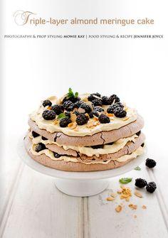 hmmmm ... summery cake