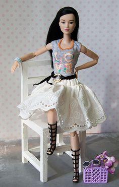 Barbie yoga Neko | by viktoshe4ka