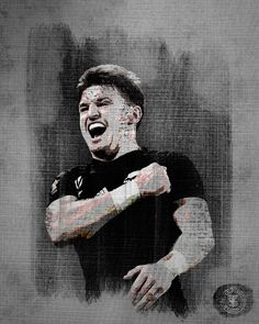 My edit of all blacks rugby player beauden Barrett All Blacks Rugby, Sports Graphics, Rugby Players, Mortal Kombat, Joker, Fictional Characters, Fantasy Characters, The Joker, Jokers