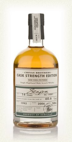 Scapa 14 Year Old 1992 (Chivas Brothers)