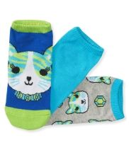 Kids' 3-Pack Cat Ped Socks PS From Aéropostale
