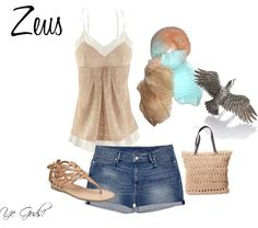 """""""Zeus"""" by betsey11 on Polyvore"""