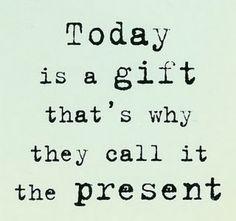 het is een cadeautje.... Door MvESK