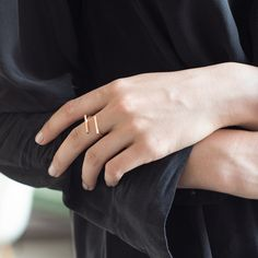 Lines New York Ring