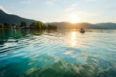 Looking for a spot to chill out? Visit #Tegernsee in #Bavaria, one of our most beautiful lakes with mountain scenery!
