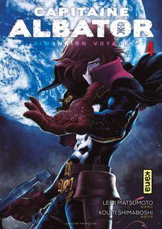 Capitaine Albator - Tome 4 - Dimension voyage : Leiji Matsumoto