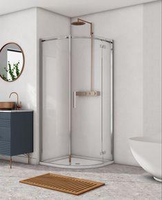 Image Showers. mid range shower doors.  shower doors . Made in Ireland Power Shower, Chrome Handles, Safety Glass, Shower Doors, Polished Chrome, Showers, Ireland, Range, Home