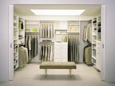 Would LOVE a closet as organized as this!!