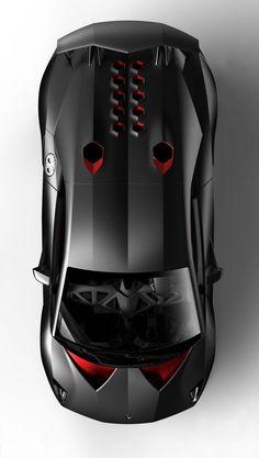 rocketumbl:   Lamborghini Sesto Elemento - La Velocita'